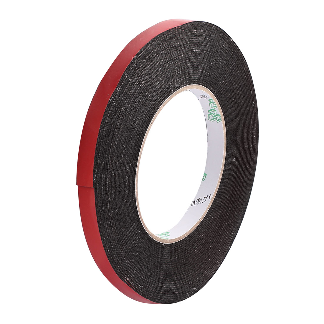 1CM Width 10M Length 1MM Thick Dual Sided Sealing Shockproof Sponge Tape