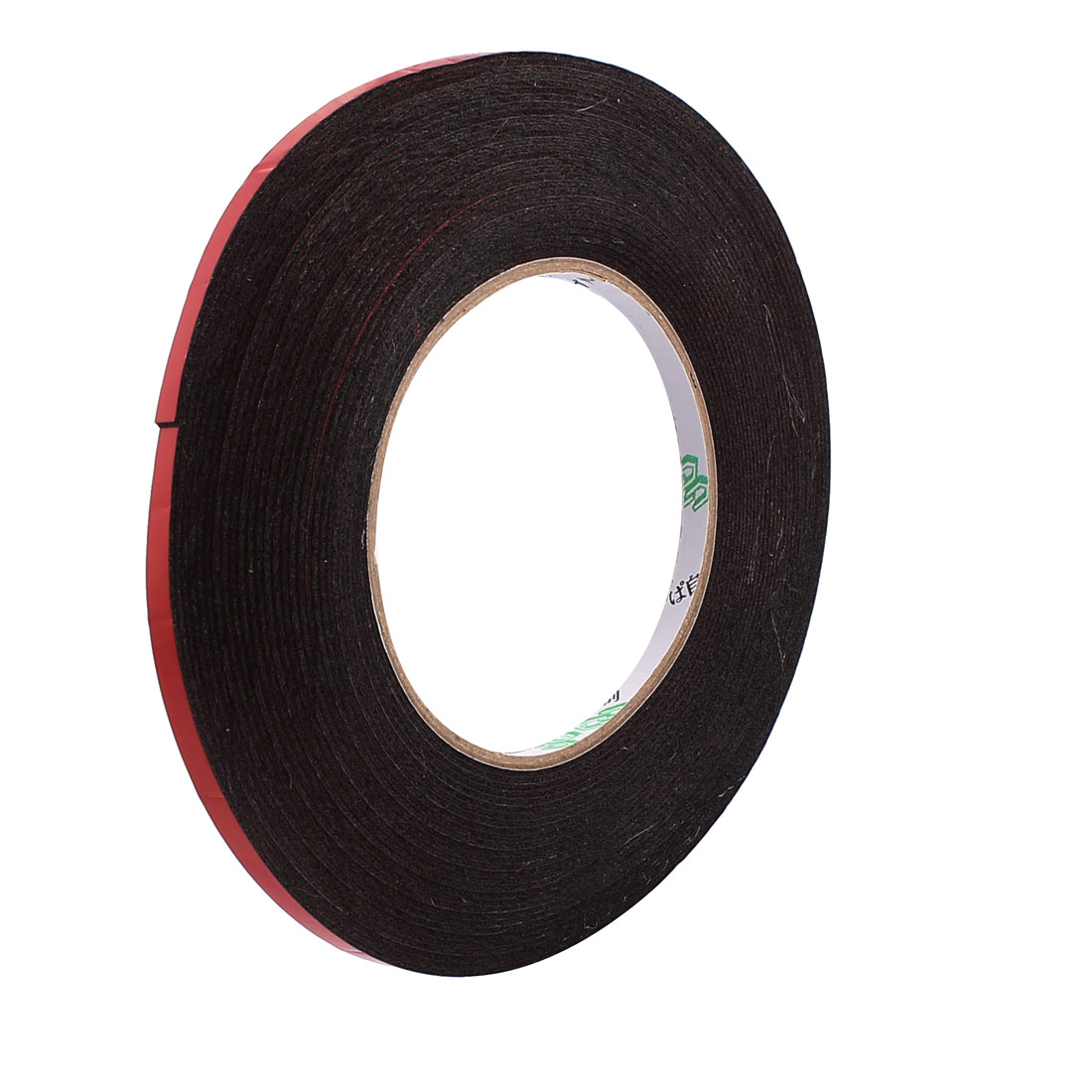 5MM Width 10M Length 1MM Thick Dual Sided Sealing Shockproof Sponge Tape