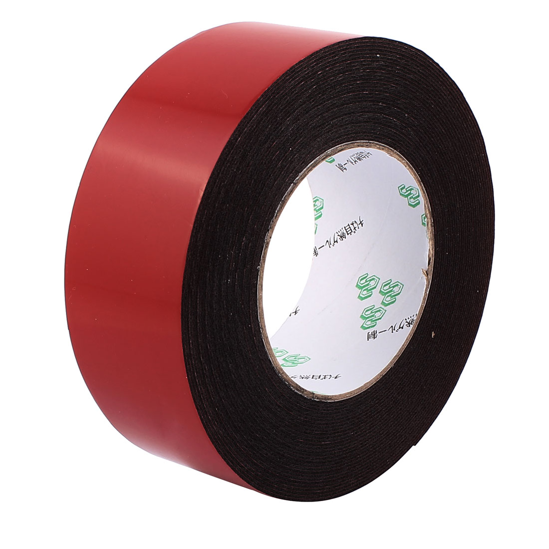 50MM Width 10M Length 1MM Thick Dual Sided Sealing Shockproof Sponge Tape