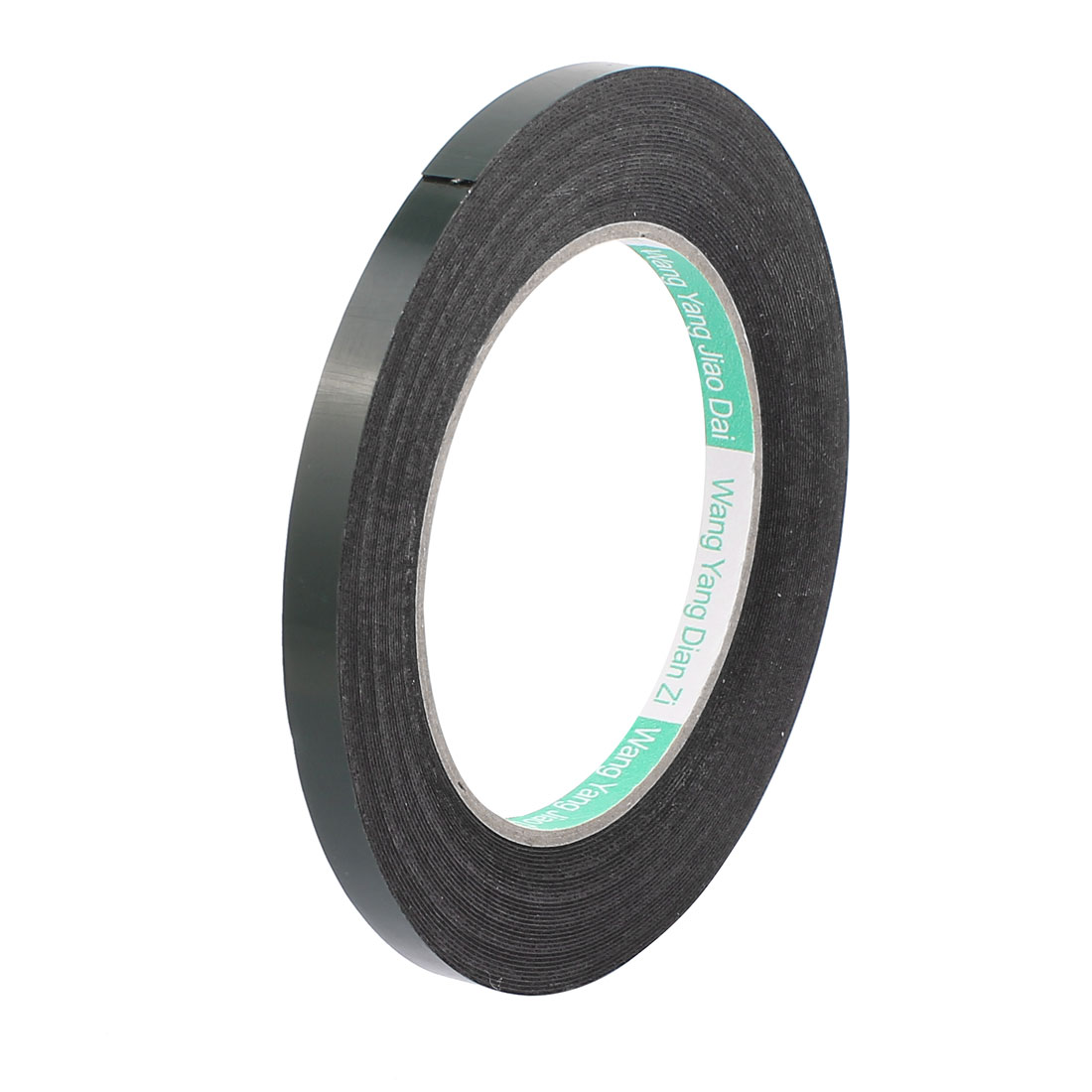 0.8CM Width 10M Length 0.5MM Thick Dual Sided Sealing Shockproof Sponge Tape