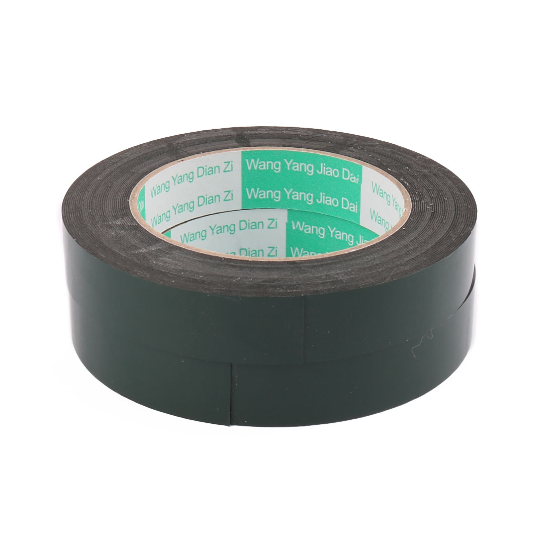 2Pcs 20mmx0.5mm Double Sided Sponge Tape Adhesive Sticker Foam Glue 10M