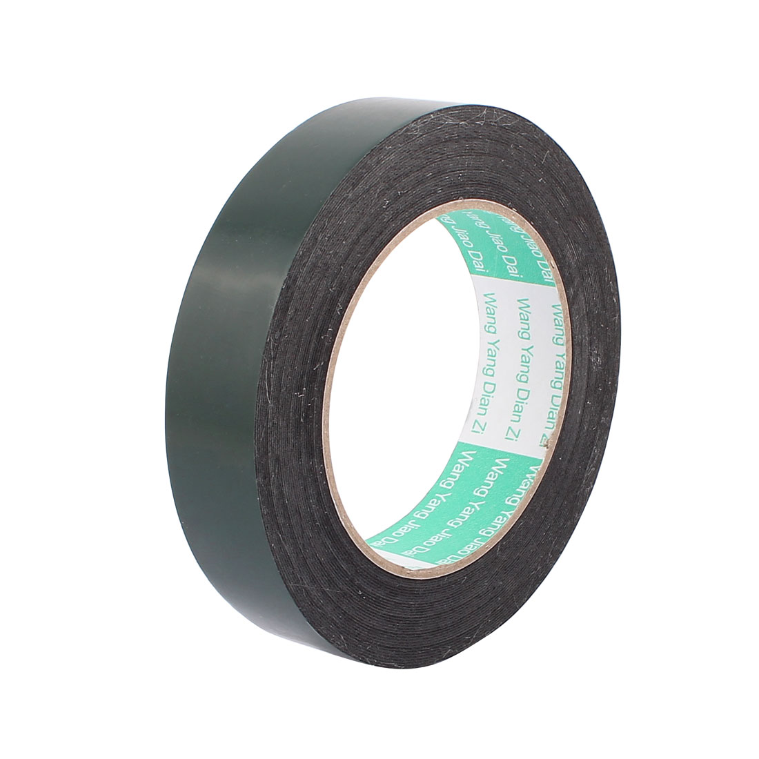 2.5CM Width 10M Length 0.5MM Thick Dual Sided Sealing Shockproof Sponge Tape