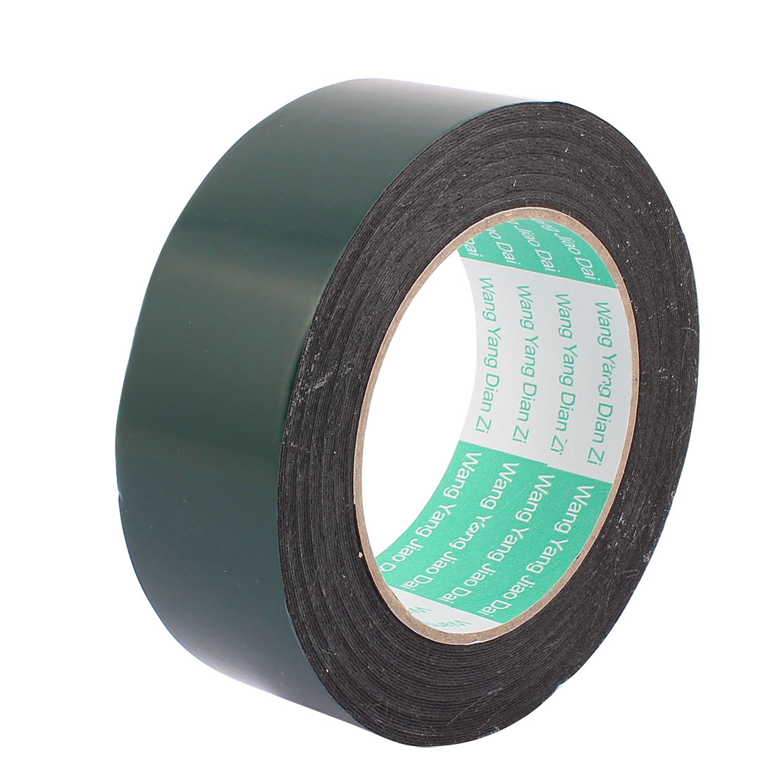 4CM Width 10M Length 0.5MM Thick Dual Sided Sealing Shockproof Sponge Tape
