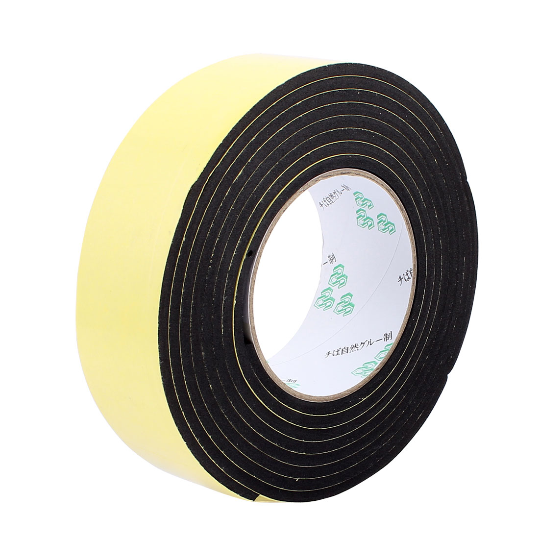 4.5CM Width 3 Meters Length 4MM Thick Single Sided Sealing Shockproof Sponge Tape