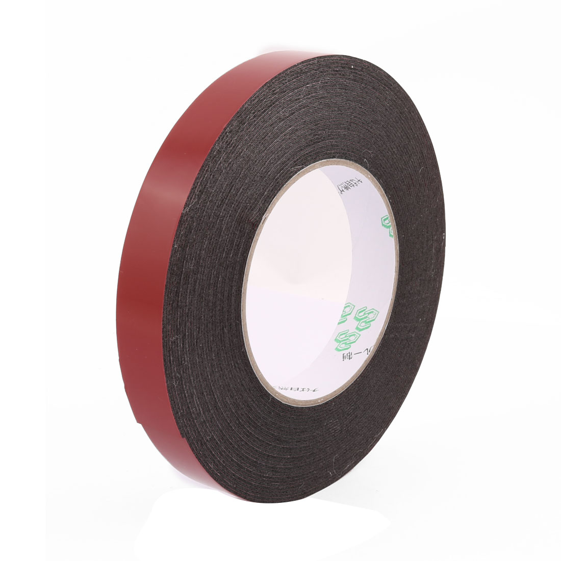 15mmx1mm Double Sided Sponge Tape Adhesive Sticker Foam Glue Strip Sealing 10 Meters