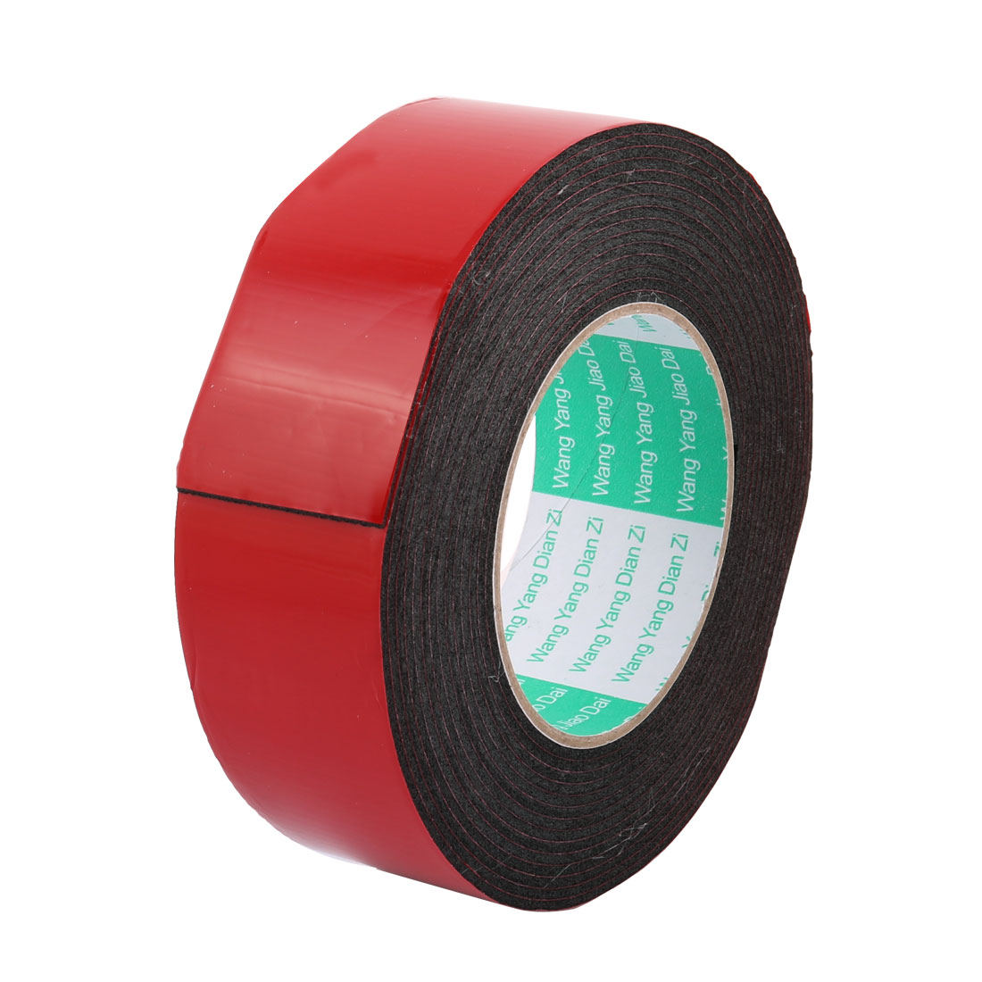 4.5CM Width 5 Meters Length 2MM Thick Dual Sided Sealing Shockproof Sponge Tape