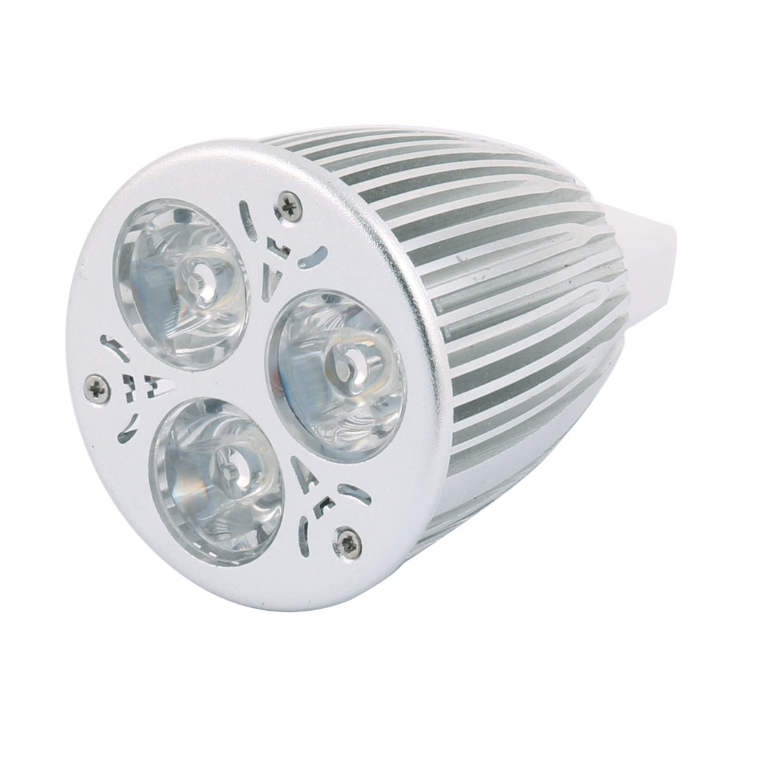 DC 12V 9W MR16 3 LEDs COB Spotlight Bulb Energy Saving Downlight Cool White