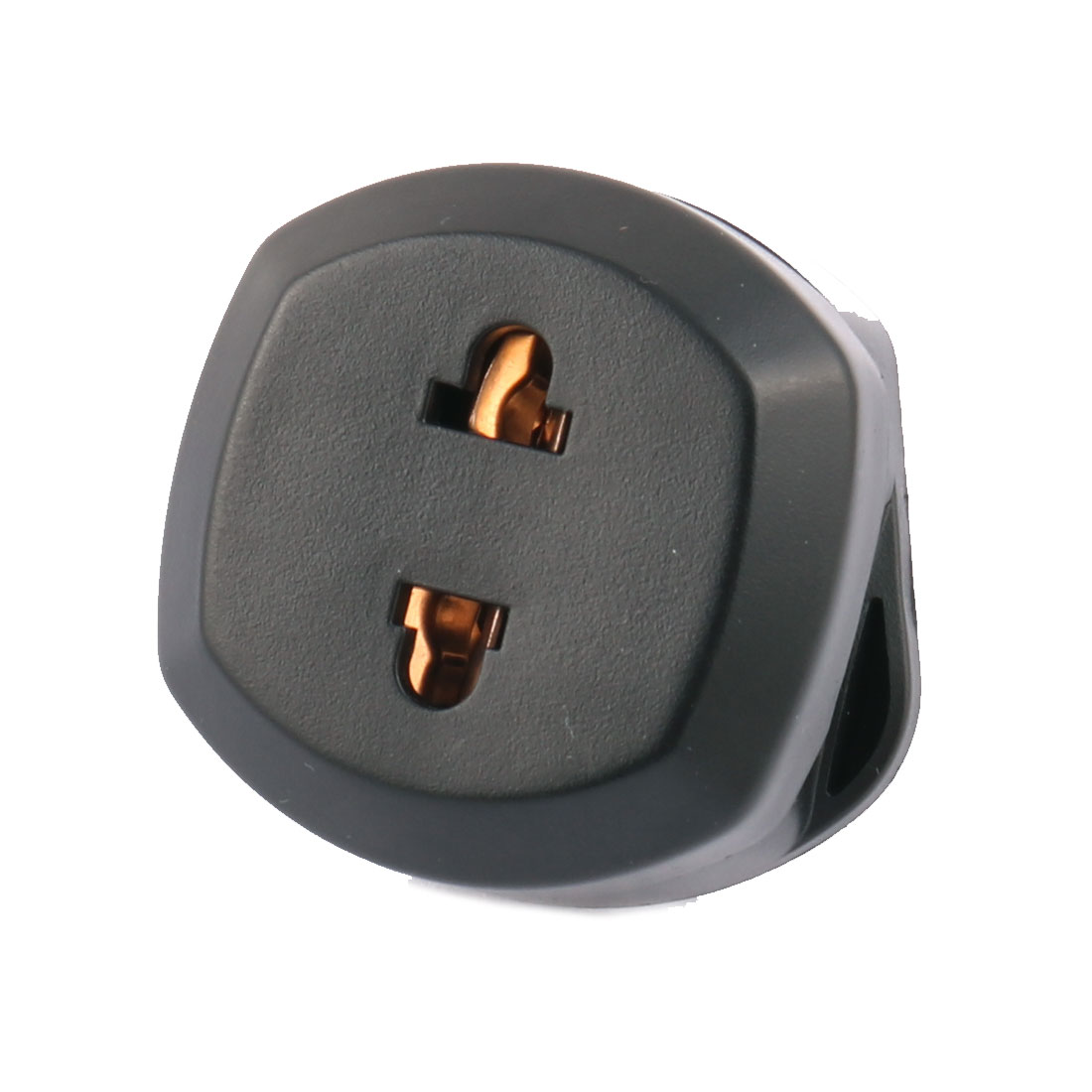 AC 250V 13A UK Plug to US Socket Power Adaptor Connector For Traveller