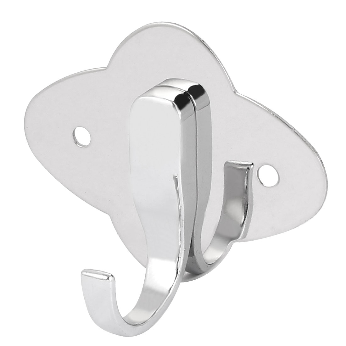 Bathroom Clothes Hat Single Hanger Stainless Steel Wall Mount Hanging Hook