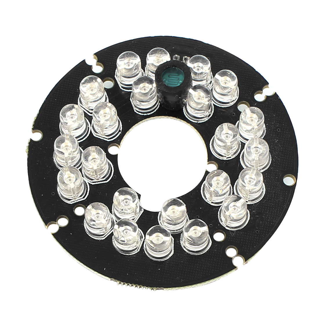 Array 24 Low Power Infrared IR LED Light Board Module For CCTV Camera