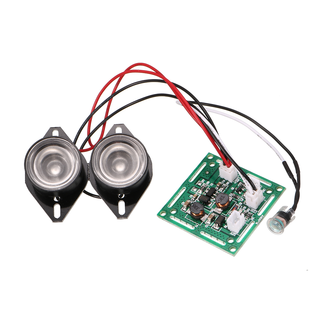 2 High Power 23mm Diameter Infrared IR LED Light Board Module For CCTV Camera