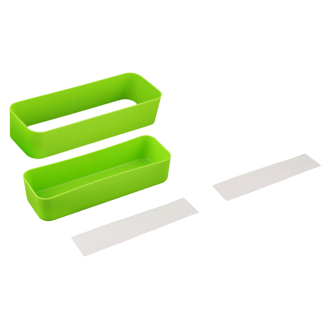 Household Living Room Plastic Umbrella Storage Stand Rack Holder Container Green