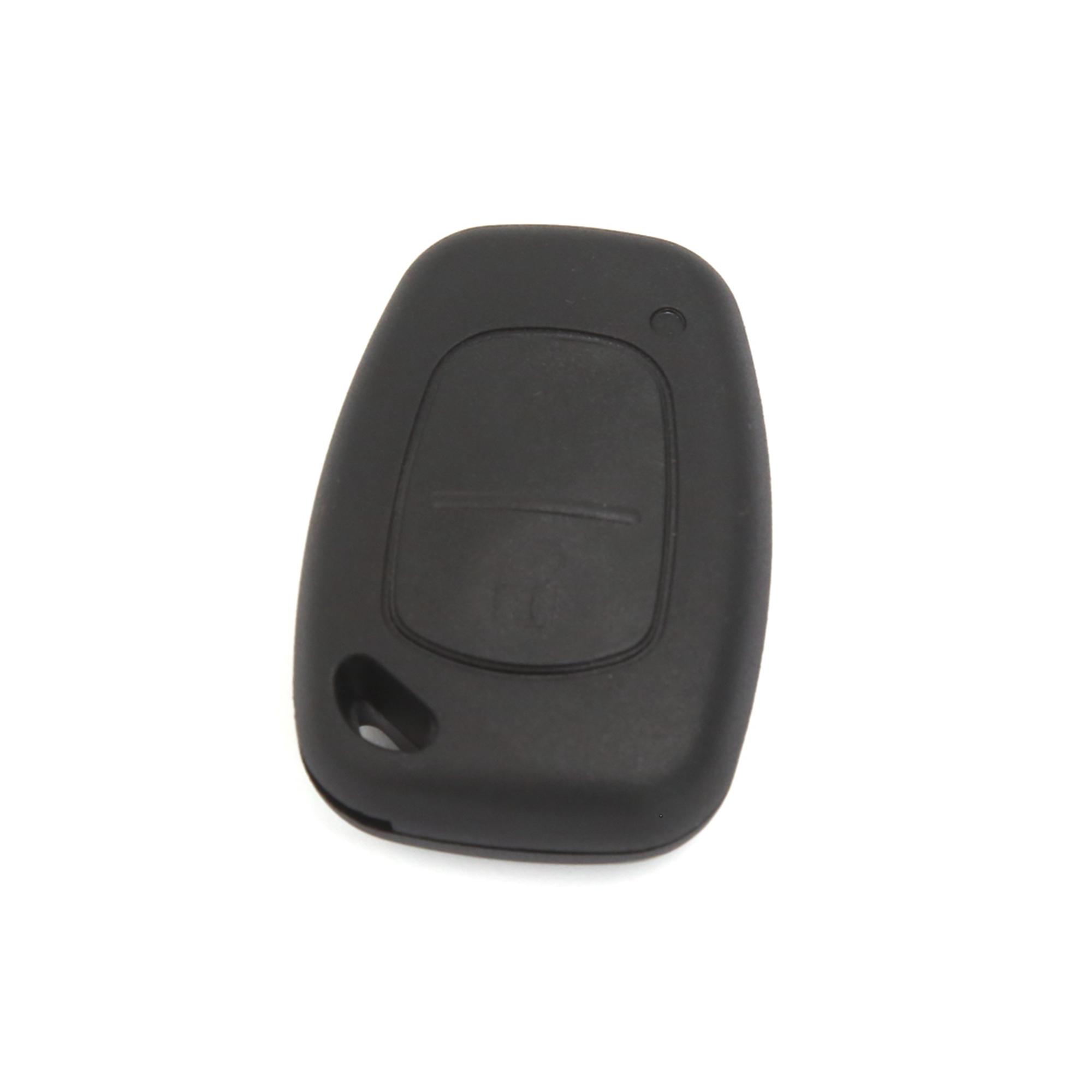 Remote Key Fob Case for Opel Vauxhall Vivaro Renault Traffic Nissan Primastar
