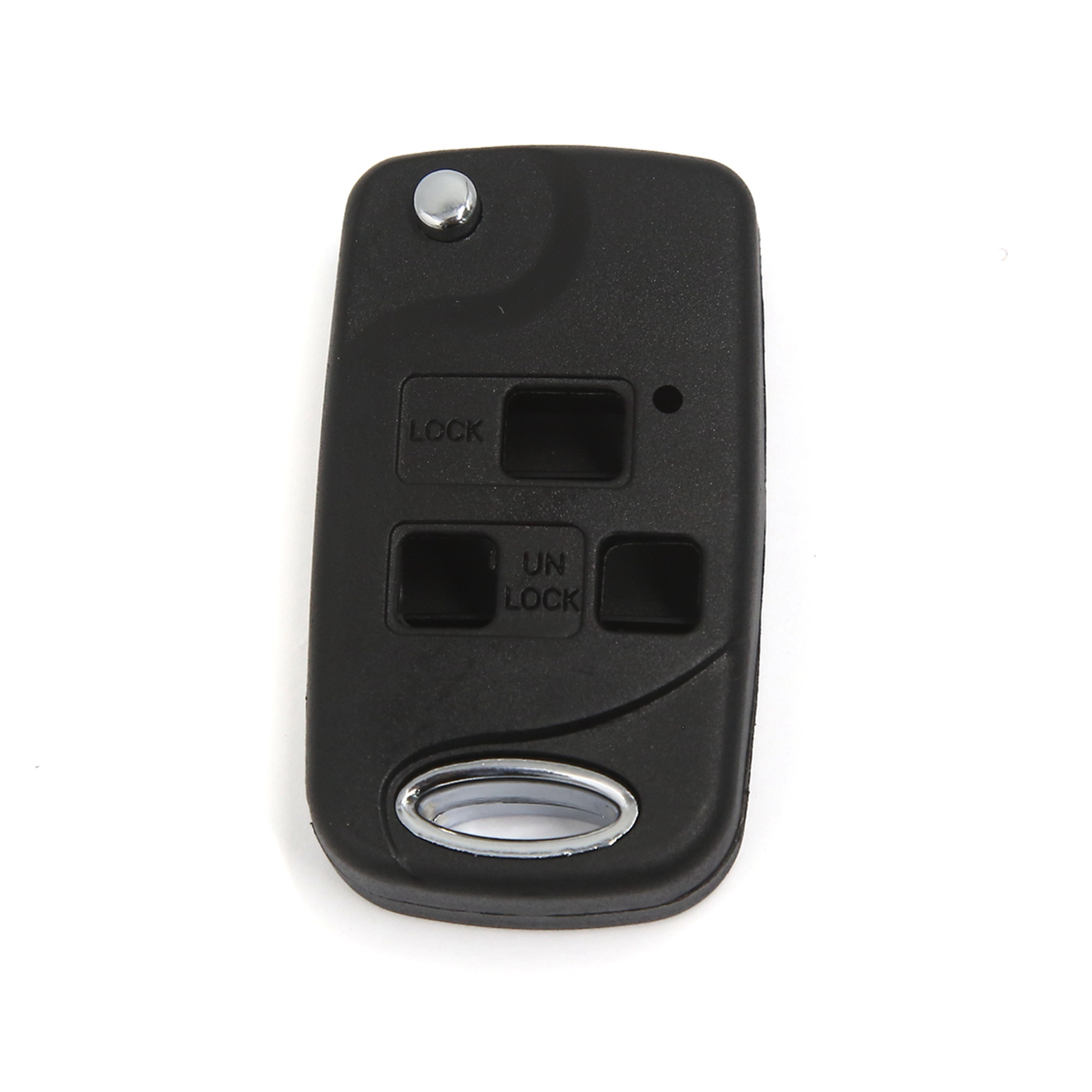 Car Folding Keyless Entry Remote Key Shell Case for Lexus Toyota Corolla Celica