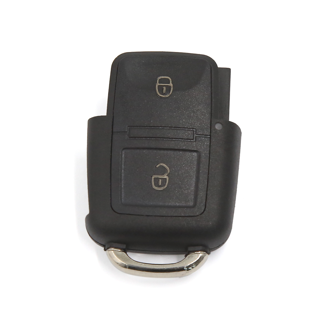 2 Buttons Remote Key Shell Keyless Entry Fob Case Fit for VW Golf MK4 Bora