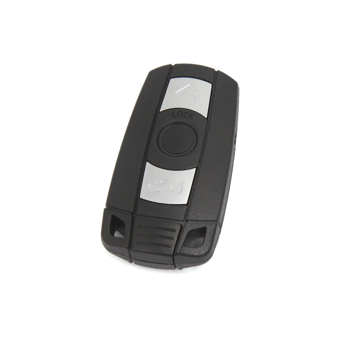 3 Button Remote Smart Key Fob Case Shell for BMW 1 3 5 6 7 Series E90 E92 E93