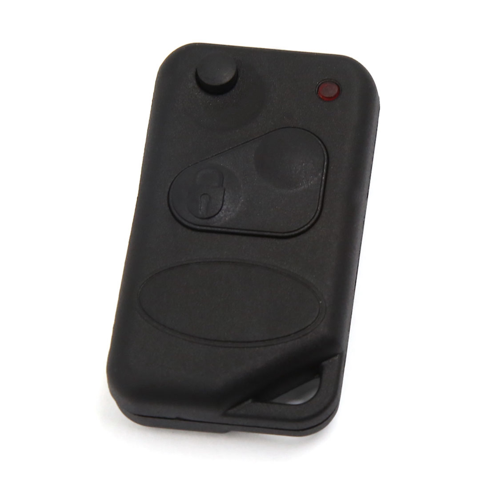 2 Buttons Keyless Entry Remote Flip Key Fob Shell Case for Land Rover LQN1821