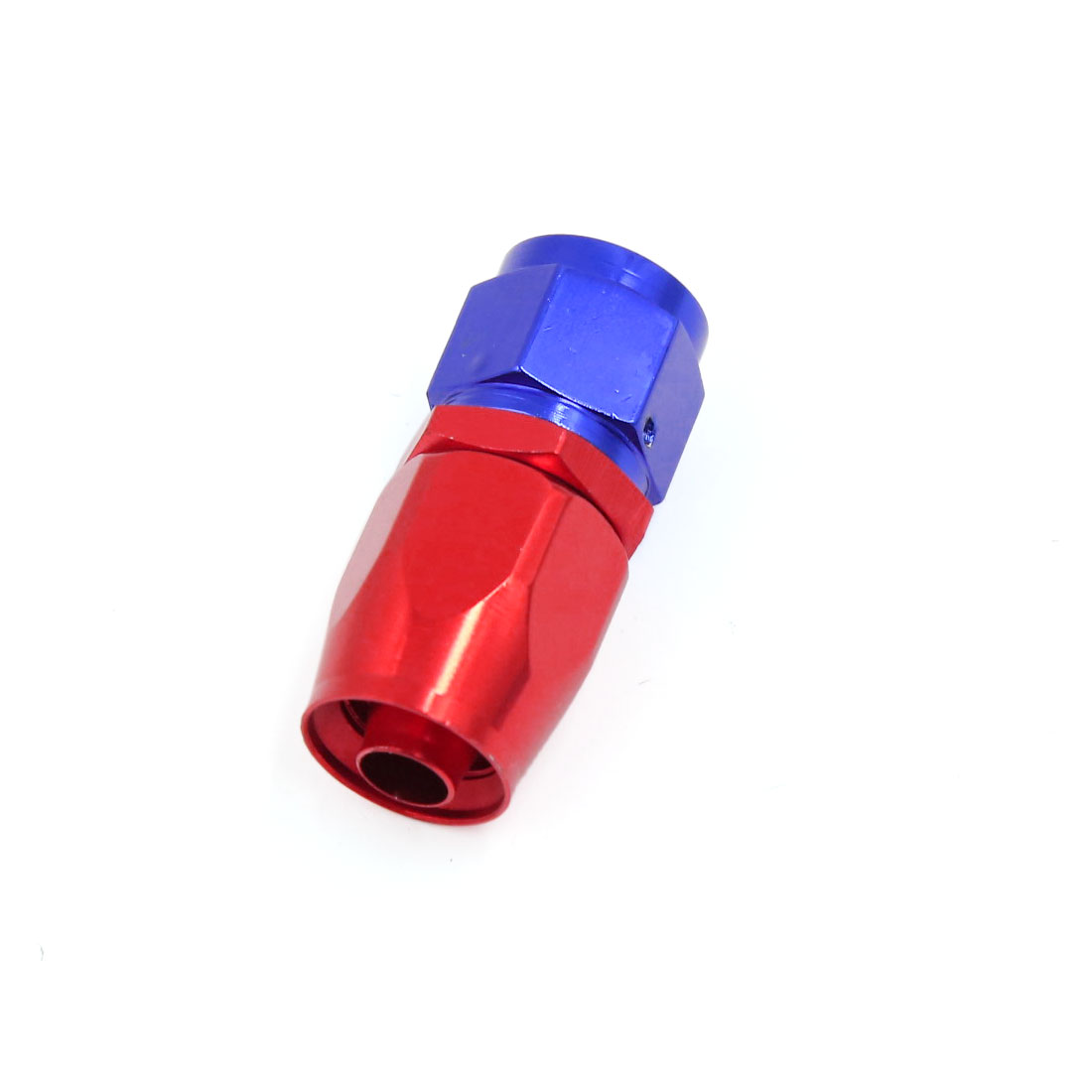 AN6 Straight Aluminum Alloy Fuel Gas Swivel Oil Hose End Fitting Line Adapter