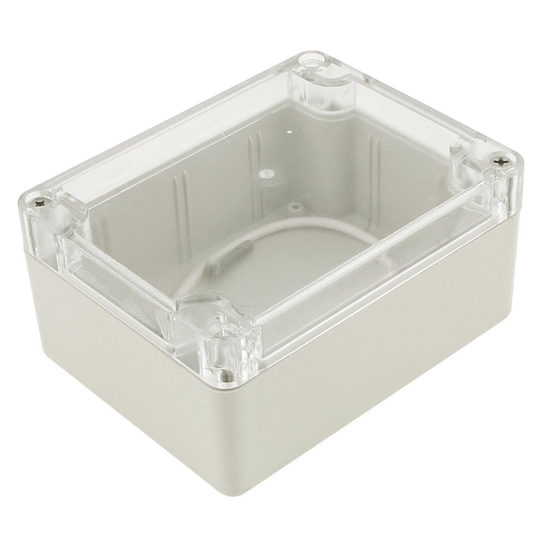 115 x 90 x 55mm Dustproof IP65 Junction Box DIY Terminal Connect Enclosure Adaptable