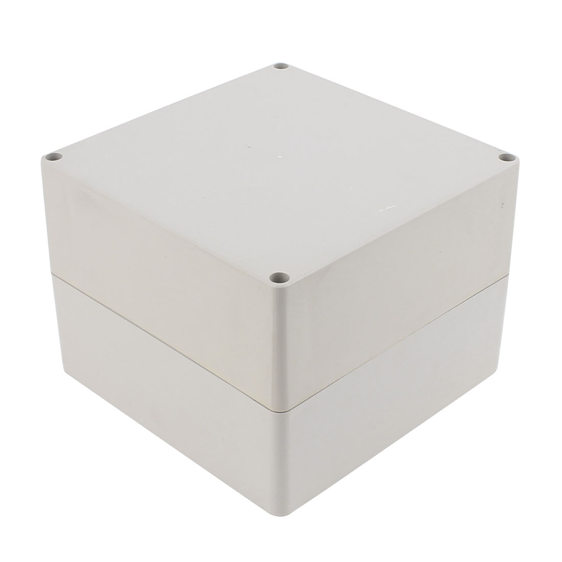 160 x 160 x 120mm Dustproof IP65 Junction Box Terminal Connecting Enclosure