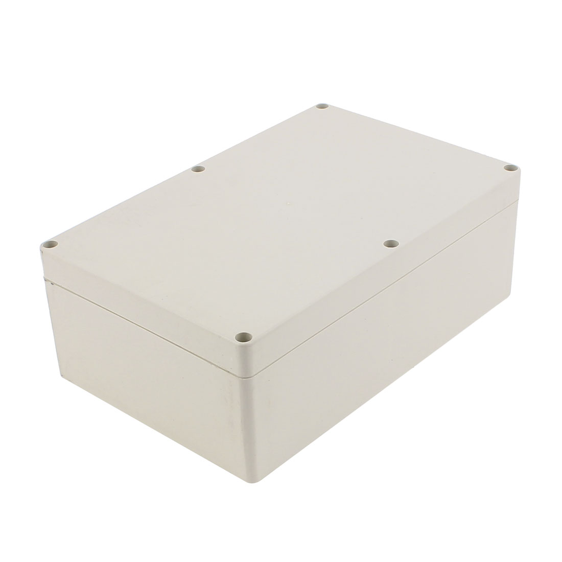 230 x 150 x 85mm Dustproof IP65 Junction Box Terminal Connecting Enclosure