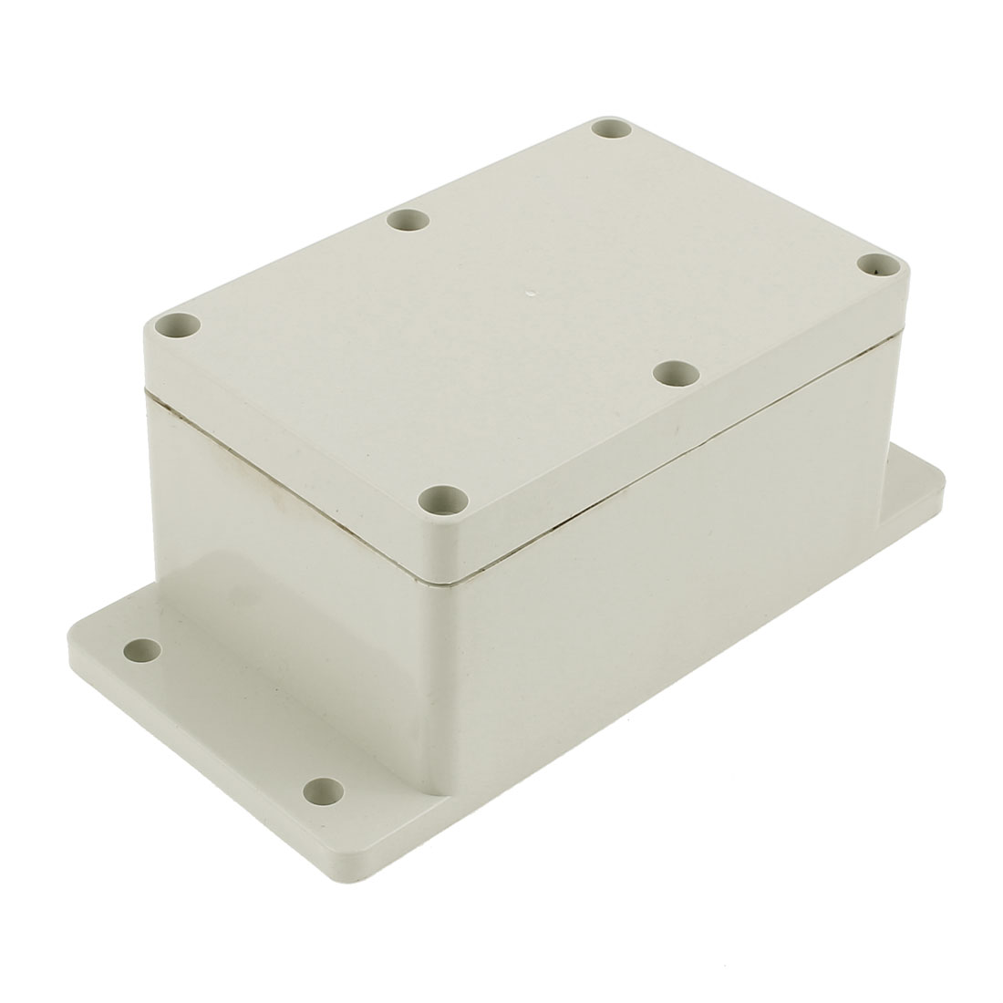 162 x 81 x 65mm Dustproof IP65 Junction Box Terminal Connecting Box Enclosure