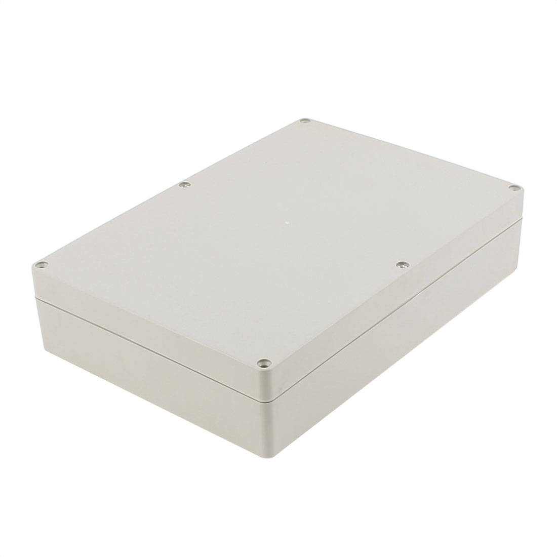 263 x 185 x 60mm Dustproof IP65 Junction Box Terminal Connecting Box Enclosure