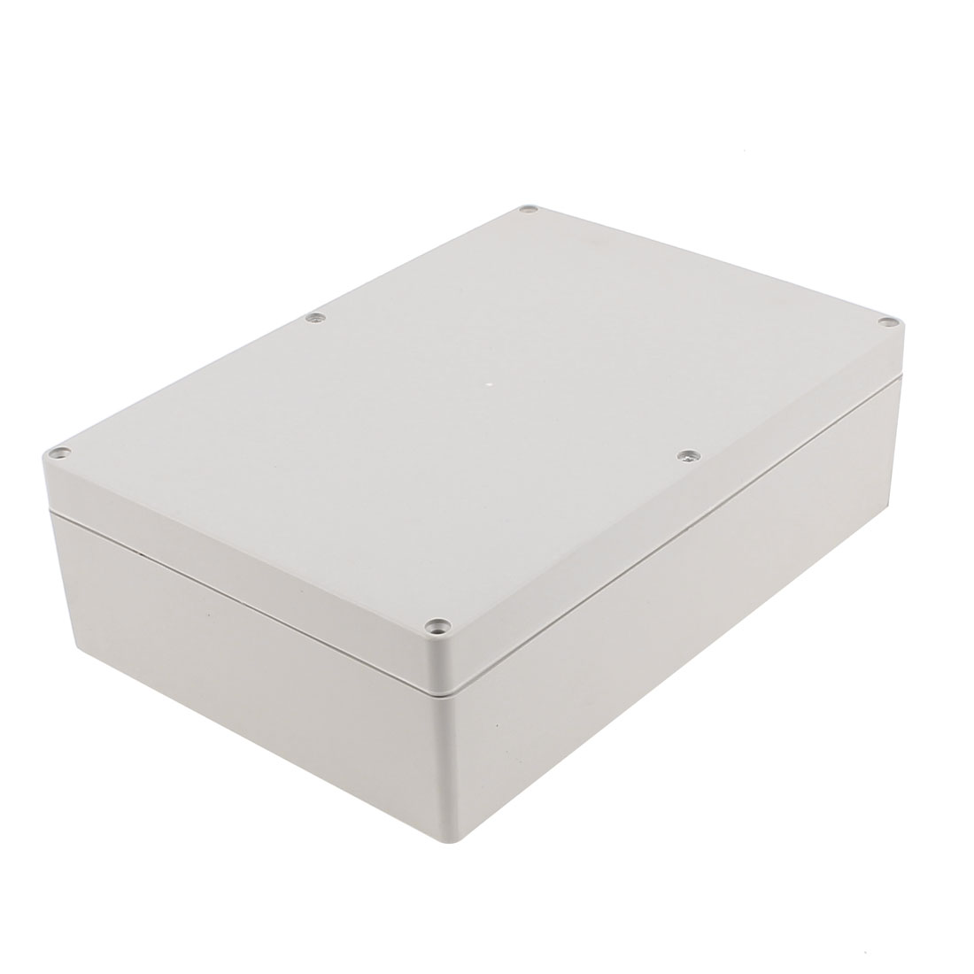 263 x 185 x 80mm Dustproof IP65 Junction Box Terminal Connection Box Enclosure