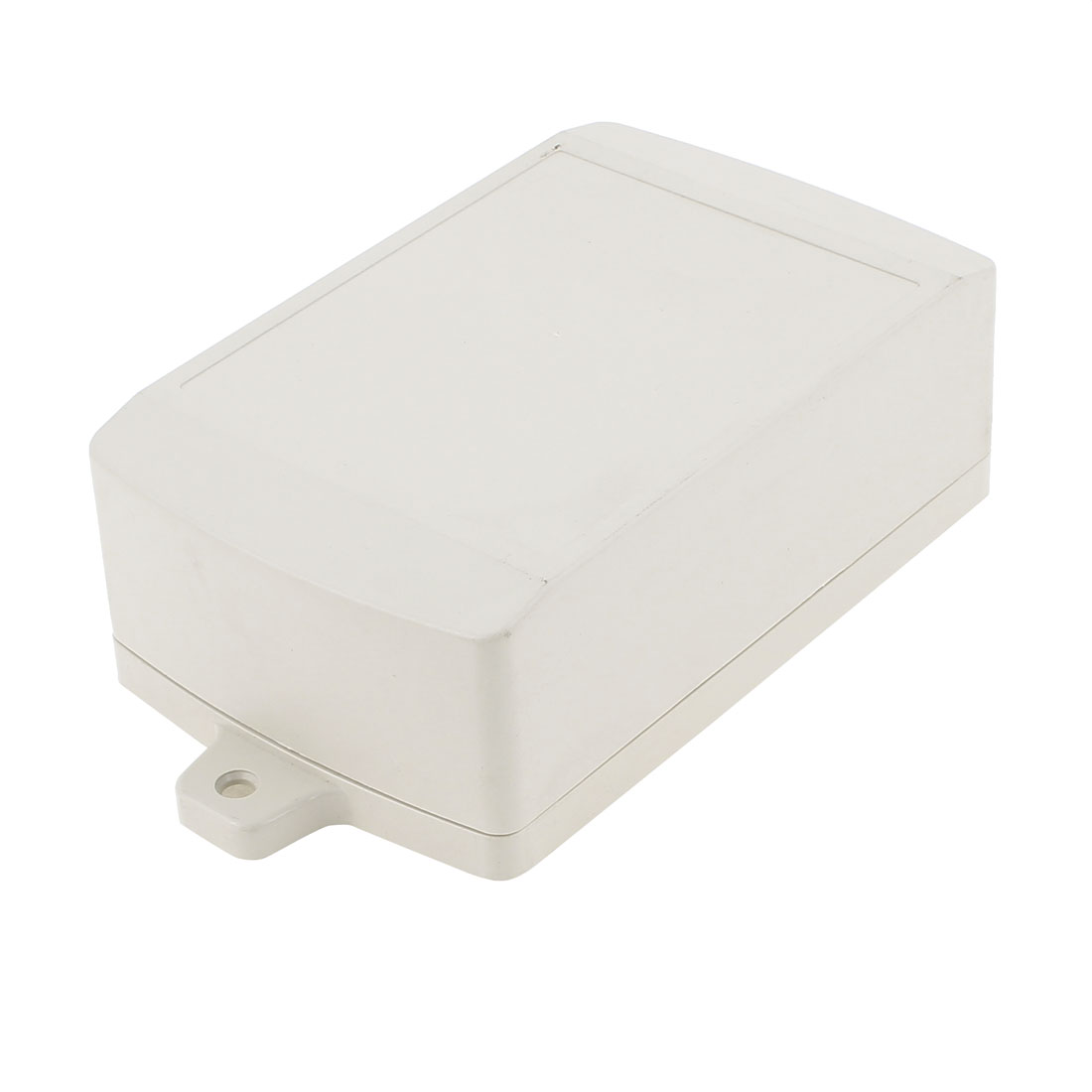 160mm x 100mm x 56mm Dustproof IP65 Junction Box Terminal Connect Enclosure