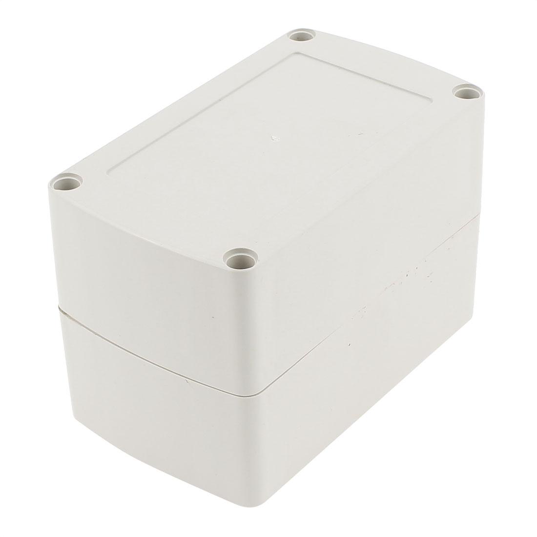 133 x 80 x 90mm Dustproof IP65 Junction Box Terminal Connection Box Enclosure