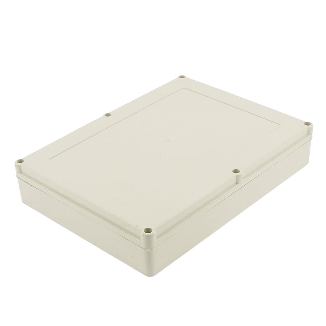 295 x 155 x 72mm Dustproof IP65 Junction Box Terminal Connecting Box Enclosure
