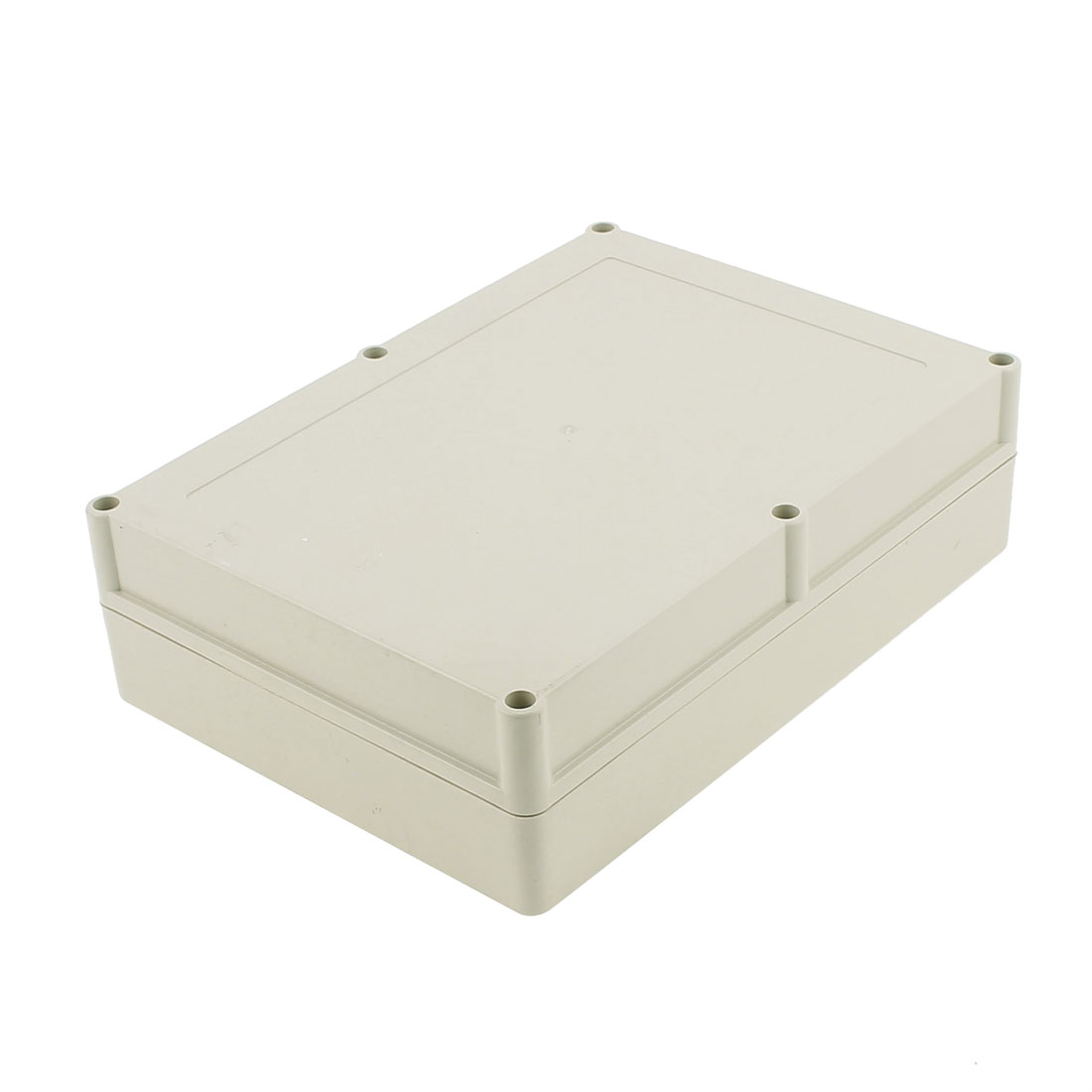 240 x 175 x 68mm Dustproof IP65 Junction Box Terminal Connecting Box Enclosure
