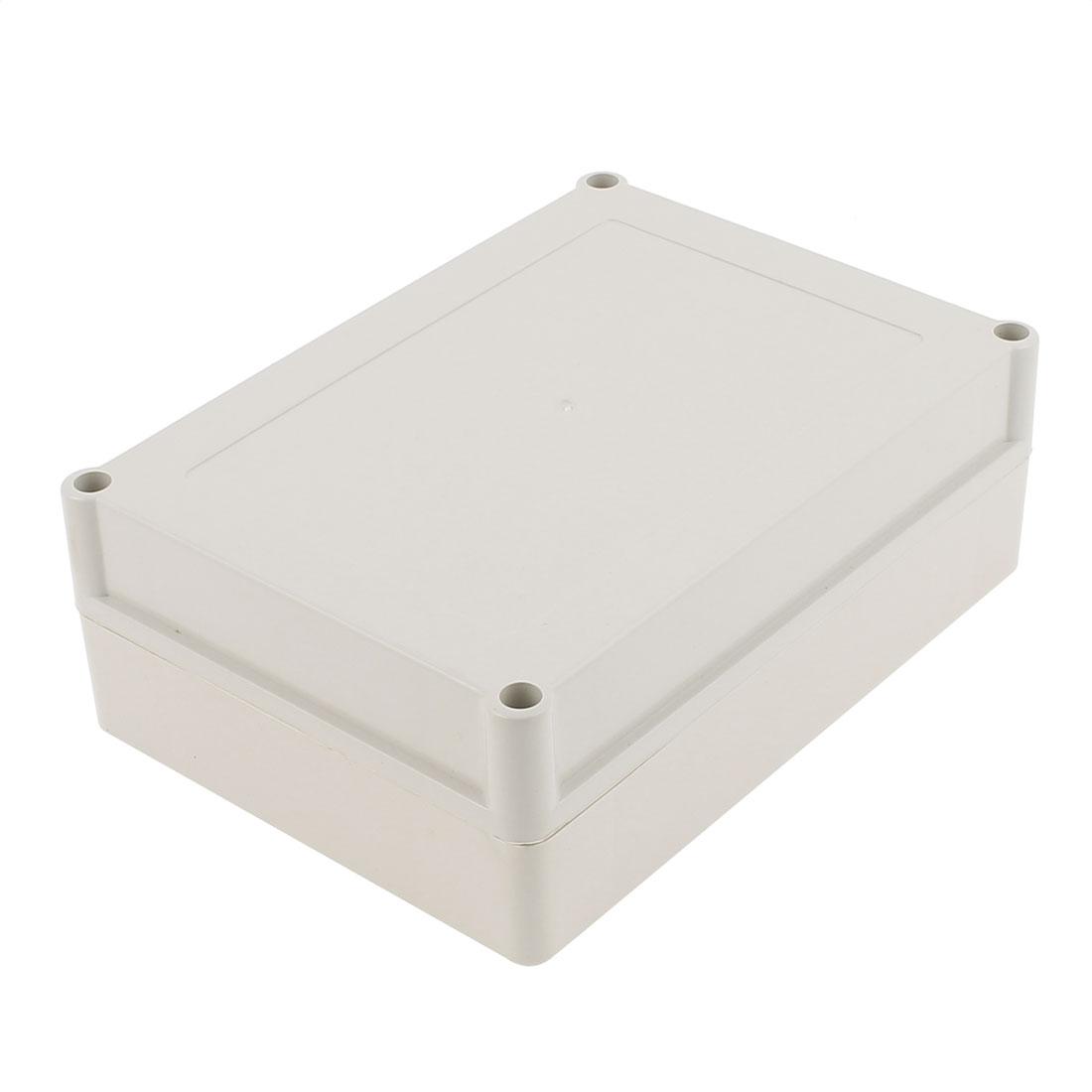 180 x 130 x 63mm Dustproof IP65 Junction Box DIY Terminal Connecting Enclosure