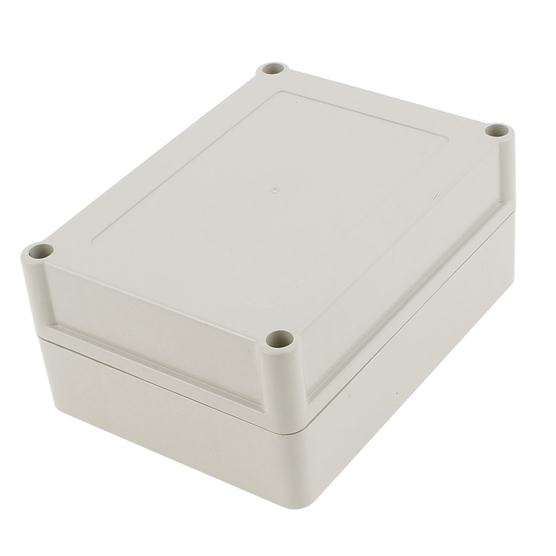 140 x 105 x 63mm Dustproof IP65 Junction Box DIY Terminal Connecting Enclosure