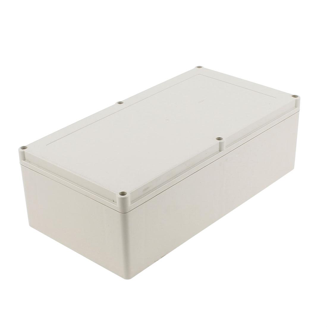 325 x 170 x 103mm Dustproof IP65 Junction Box Terminal Connection Box Enclosure