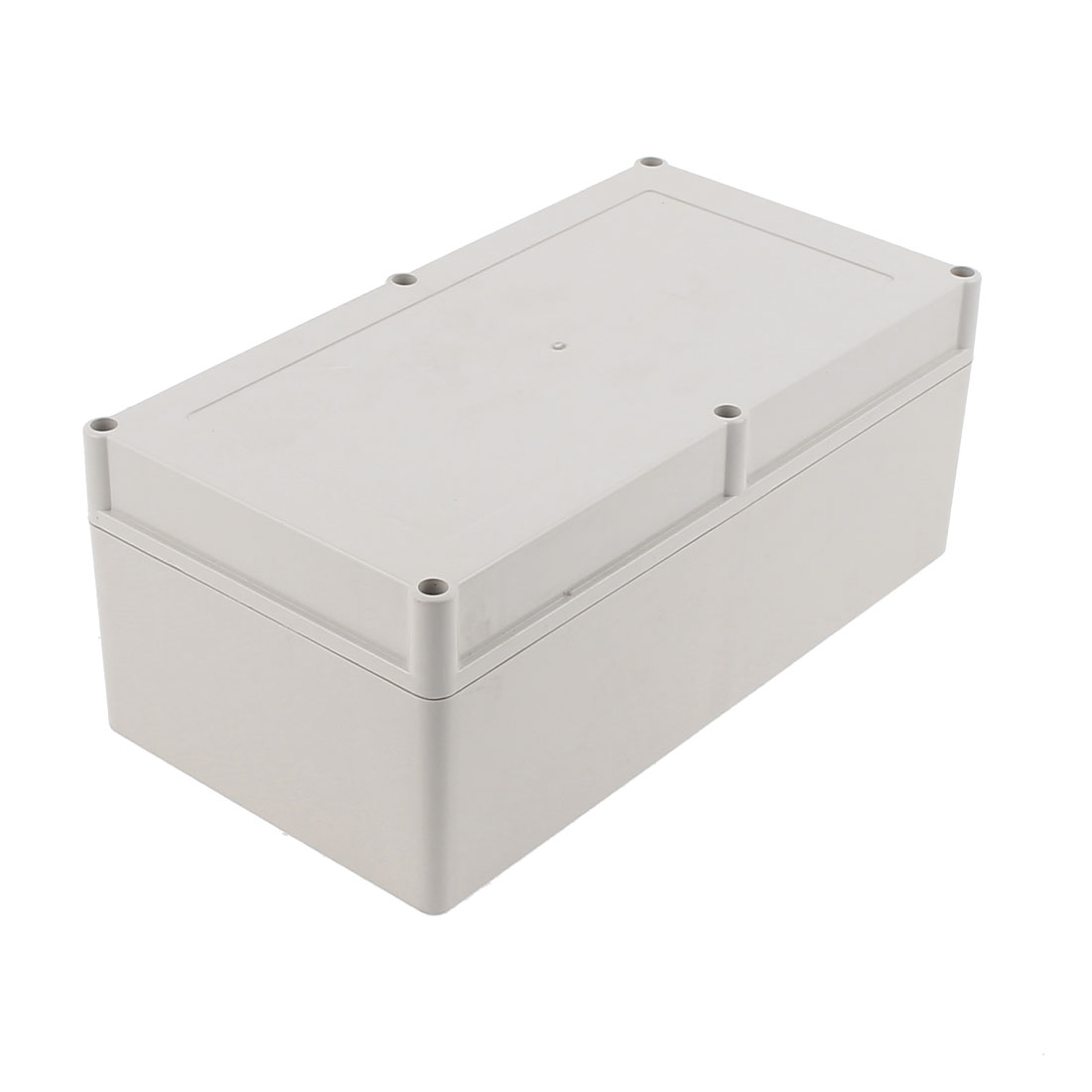 265 x 140 x 105mm Dustproof IP65 Junction Box Terminal Connection Box Enclosure