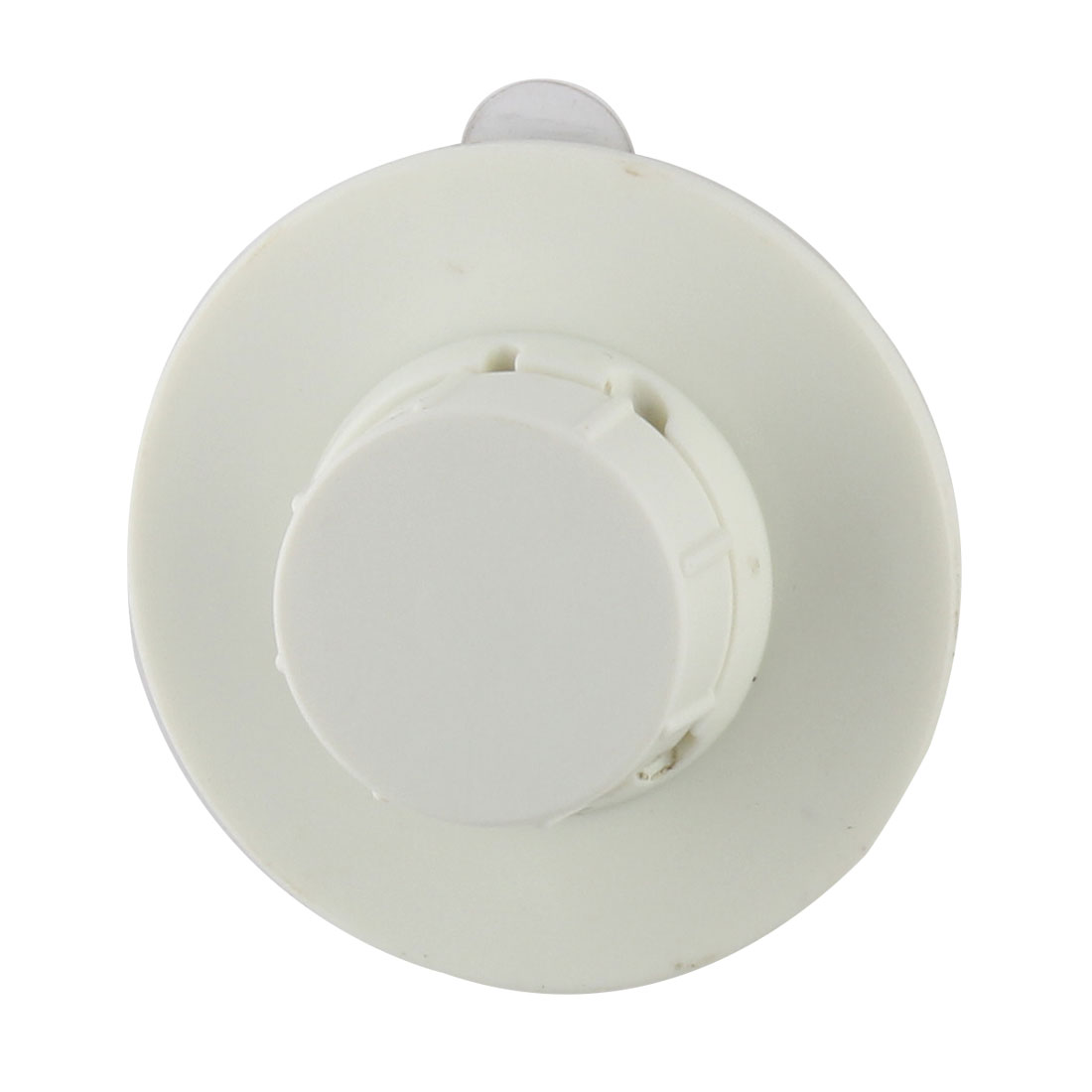 Household Plastic Water Resistance Suction Cup Without Hook Beige