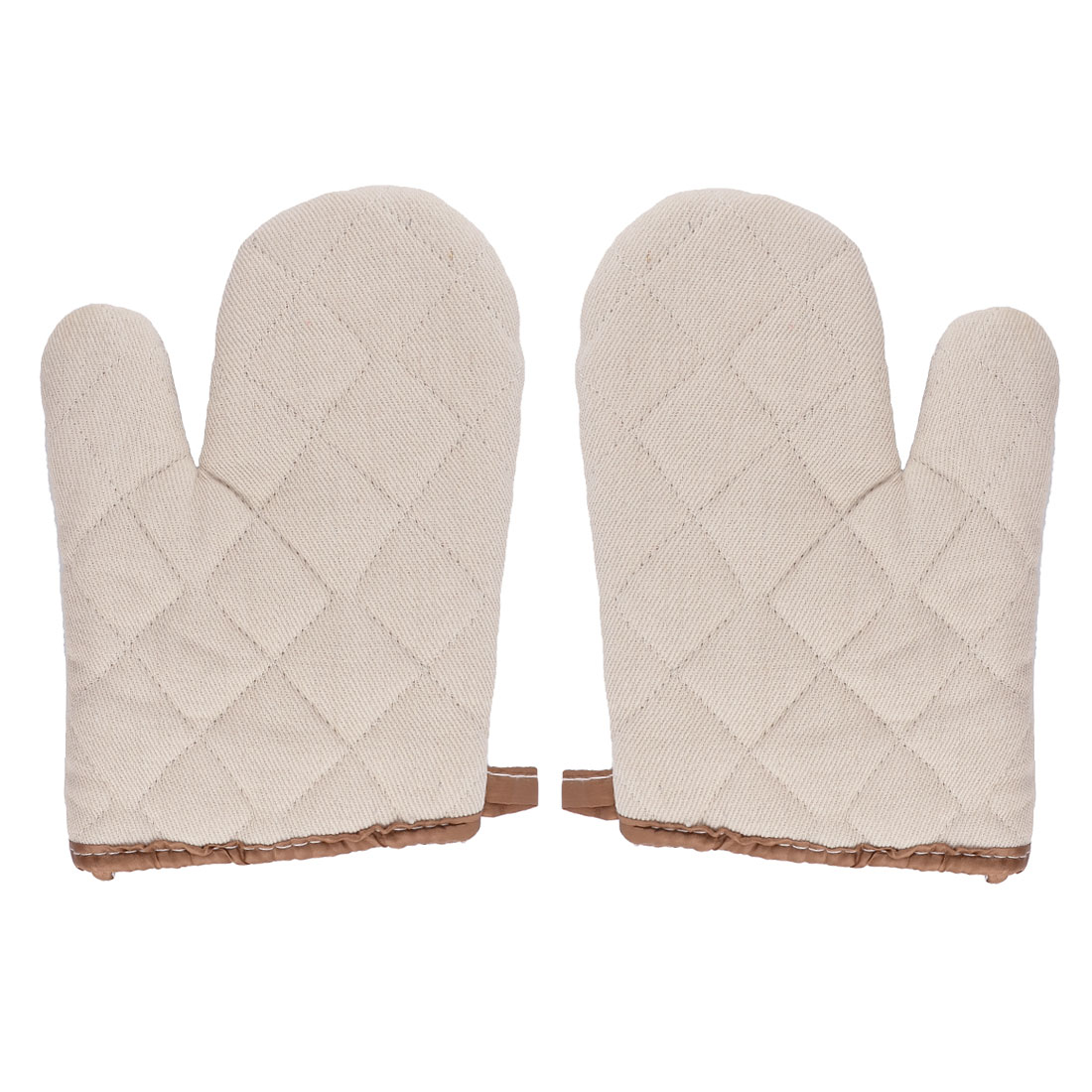 Kitchen Bakery Heat Hot Resistance Microwave Grilling Baking Oven Mitt Gloves