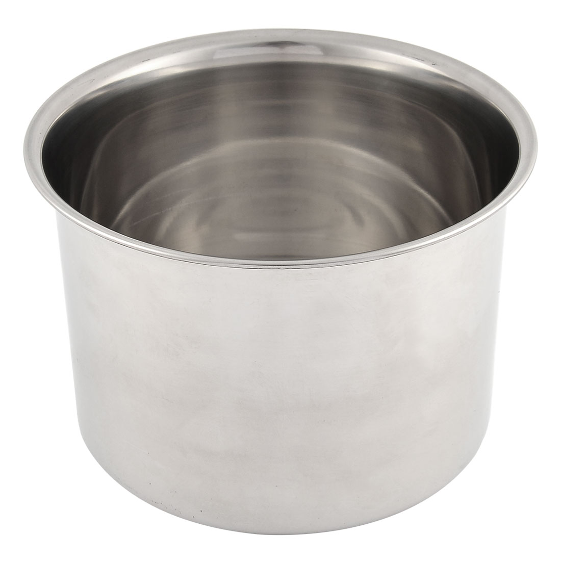 Kitchen Bakery Stainless Steel Food Soup Salad Egg Bowl Container 18cm Diameter