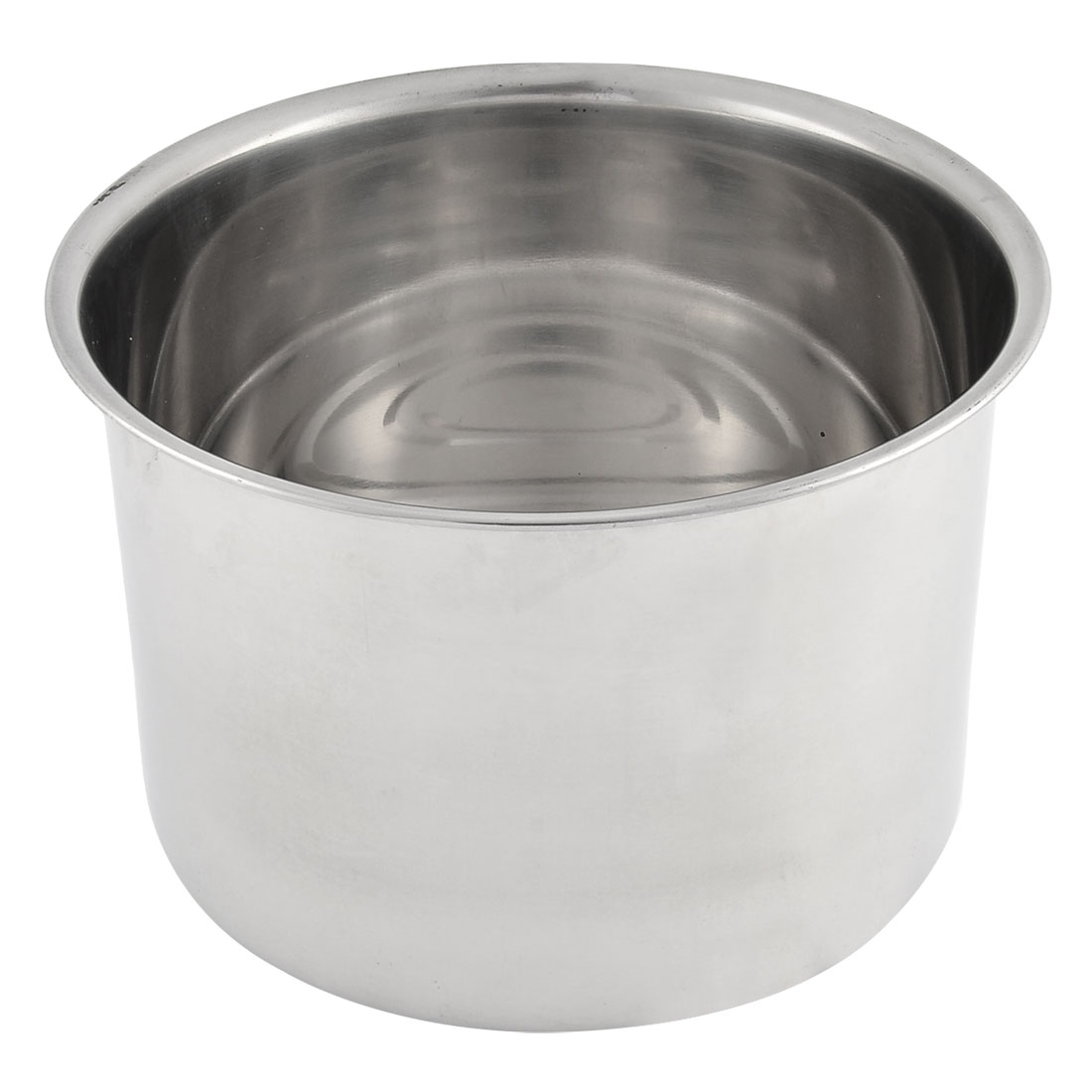 Kitchen Stainless Steel Food Soup Salad Fruit Egg Ferment Bowl 20cm Diameter
