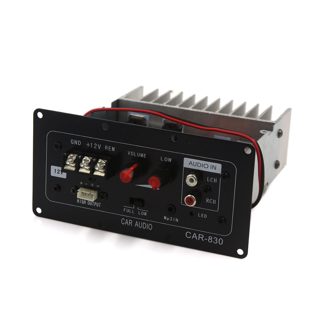 Audio Receiver Stereo Power Amplifier Board Module for Car Automobile
