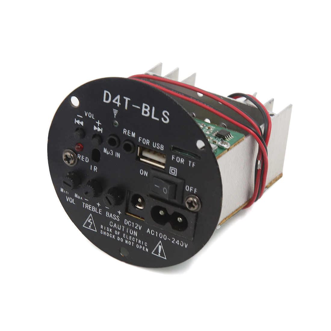 DC 12V Audio Stereo Power Amplifier Board Module for Car Automobile Truck