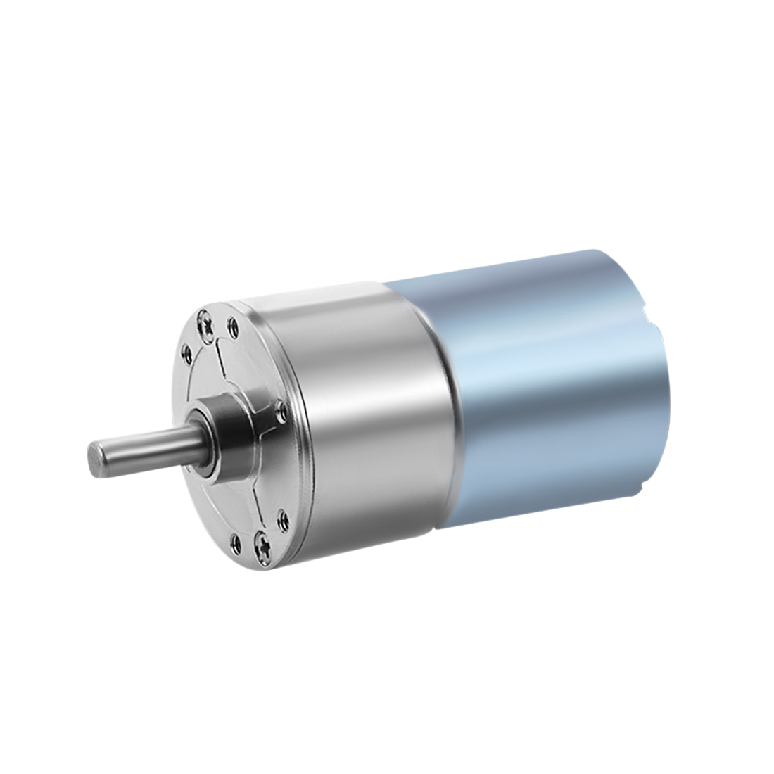 DC 12V 550RPM Micro Gear Box Motor Speed Reduction Electric Gearbox Centric Output Shaft