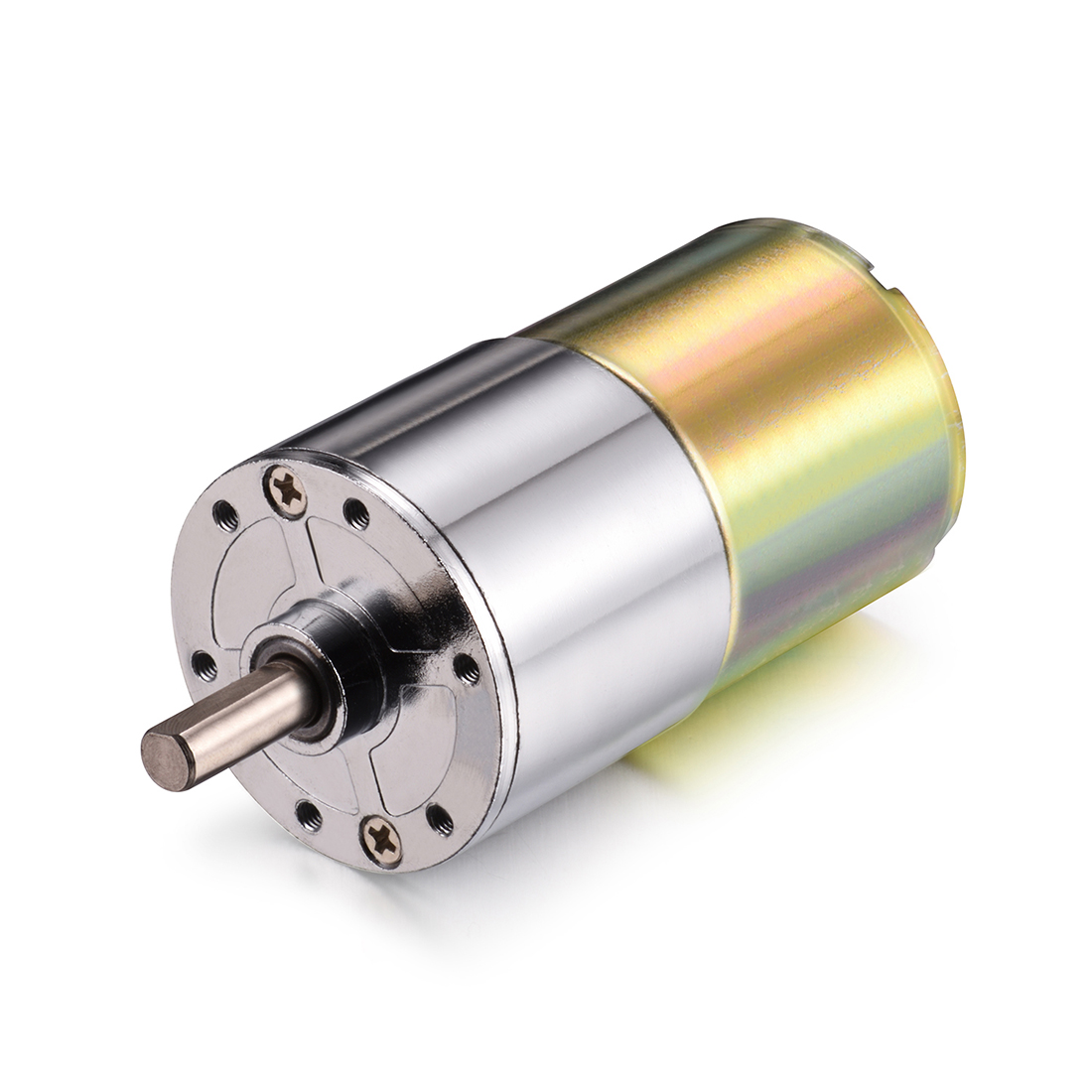 DC 24V 830RPM Micro Gear Box Motor Speed Reduction Electric Gearbox Centric Output Shaft