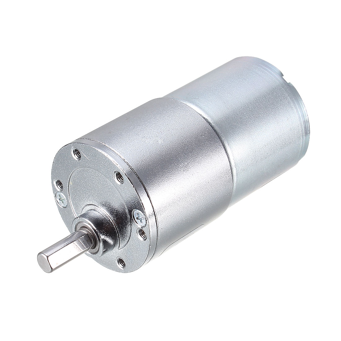 DC 12V 10RPM Micro Gear Box Motor Speed Reduction Electric Gearbox Eccentric Output Shaft