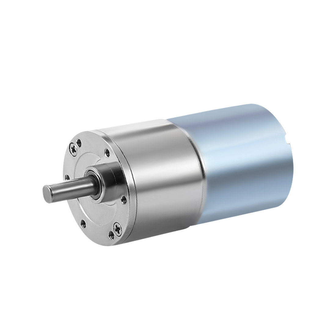 DC 12V 550RPM Micro Gear Box Motor Speed Reduction Electric Gearbox Eccentric Output Shaft