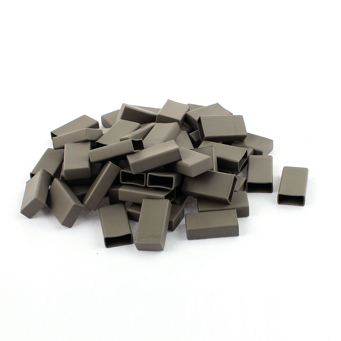 52 Pcs Thermal Conduction Transistor Silicon Boot Cap TO-220A Insulation