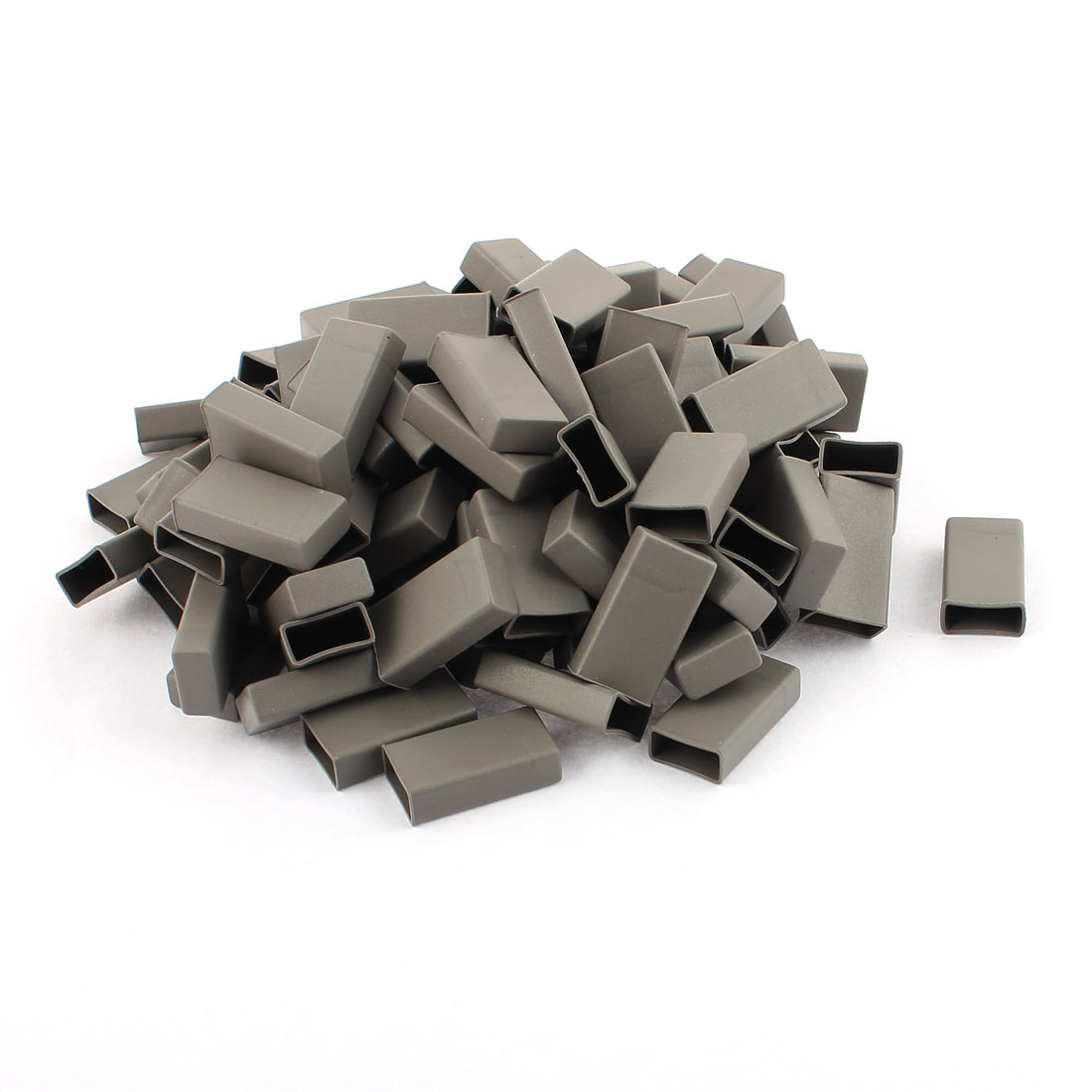 100 Pcs Thermal Conduction Transistor Silicon Boot Cap TO-220A Insulation