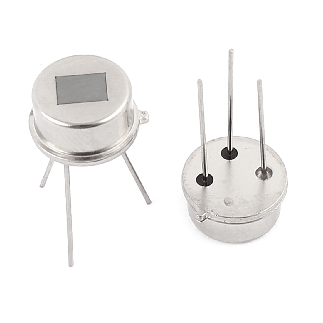 2 Pcs D203S Pyroelectric Infrared Radial Sensor Human Body Motion Detector