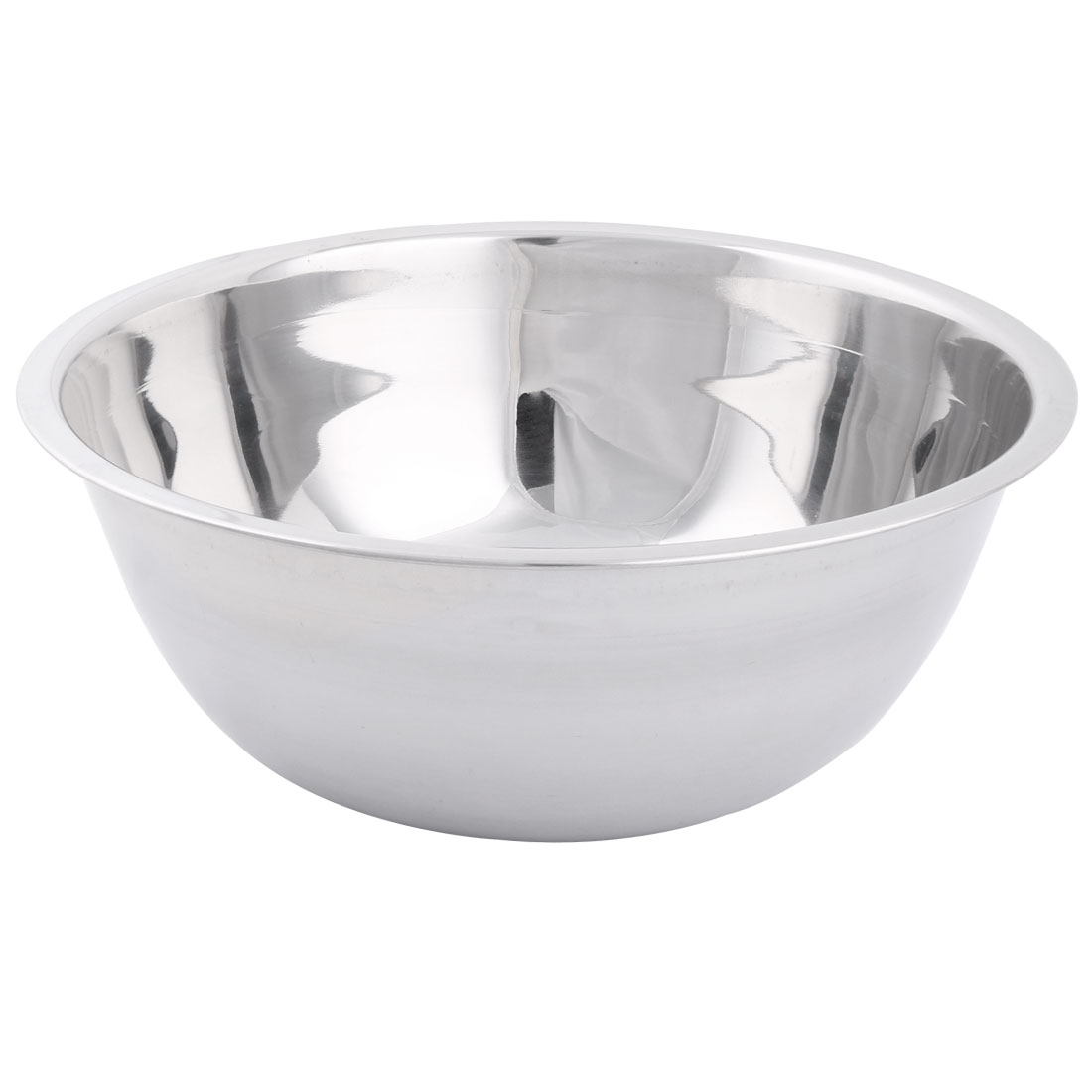 Kitchen Stainless Steel Food Vegetable Salad Noodle Mixing Bowl Container 32cm Diameter